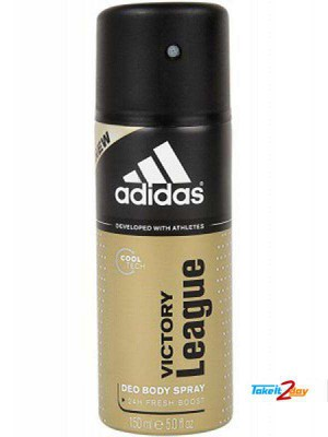 Adidas Men Deo Victory League 150 Ml