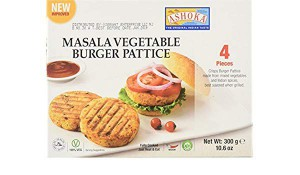 Ashoka Masala Vegetable Burger Pattice 300G