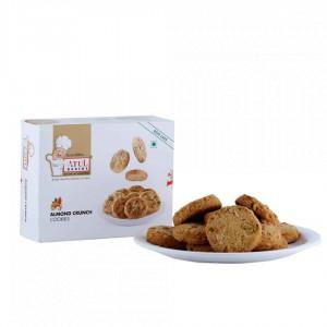 Atul Almond Crunch Cookies 200 Gm