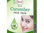 Ayur Cucumber Face Pack 100 G.M