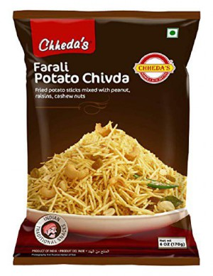 Bombay Kitchen Potato Chiwda 19 Oz