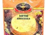 Deep Double Methi Khakhra 7Oz