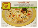 Deep Vegetable Pilaf 283 Gm