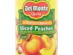 Delmonte Sliced Peaches 15 Oz
