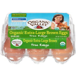 Extra Large Brown Eggs