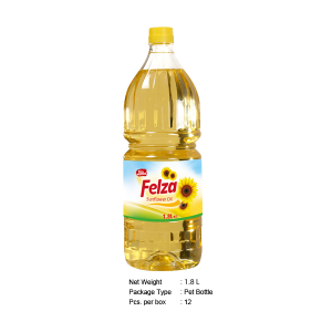 Felza Sunflower Oil 1 Ltr