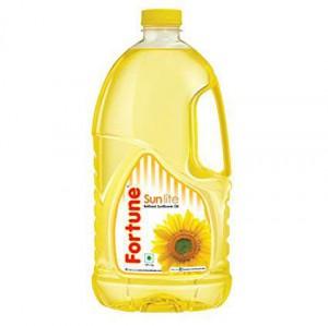 Fortune Refined Sunflower Oil 2 Ltr