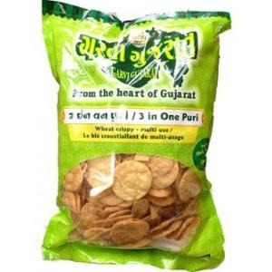Garvi Gujarat 3 In One Puri 908 G