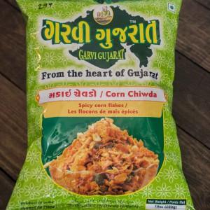 Garvi Gujrat Corn Chiwda 285G