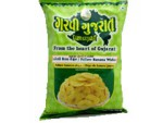 Garvi Gujarat Yellow Banana Wafer 2Lb