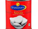 Ghasitarams Rasmalai 1Kg