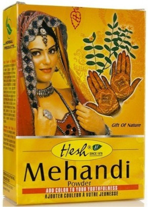 Hesh Mehndi Powder 100 Gm