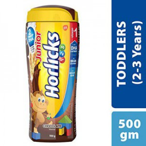 Horlicks Junior Chocolate 500 Gm