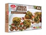 Haldiram Jhatpat Bites Spinach Pakora 283 Gm