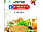 I Snacks Jeera Khakhra 200Gm