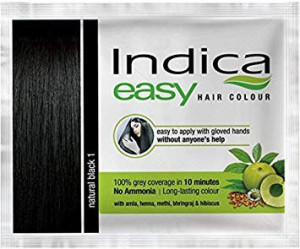Indica Hair Colors