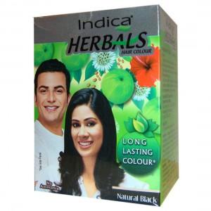 Indica Herbals Natyural Black 40Gm