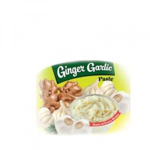 Joy Ginger Garlic Paste 8 Oz