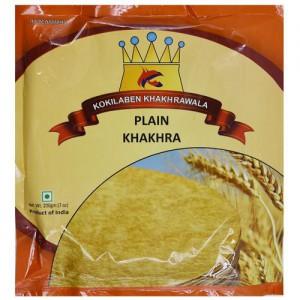 Kokilaben Plain Khakhra 200Gm