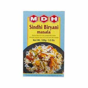 Mdh Sindhi Biryani Masala 100 Gm