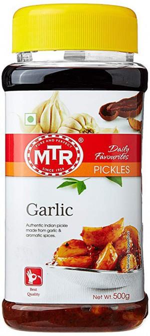 Mtr Garlic Pickle
