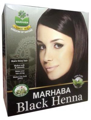 Marhaba Black Henna