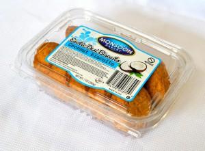 Mosoon Coconut Cookies 7 Oz