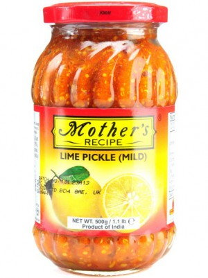 Mothers Lime Pickle 500 Gm