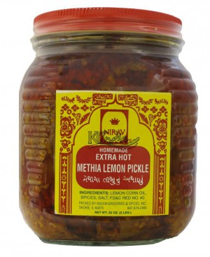 Nirav Methia Lemon Pickle 2 Lb