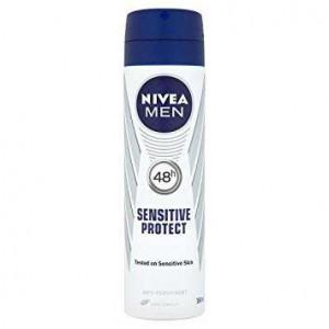 Nivea Sensitive Protect Men Deo 150 Ml