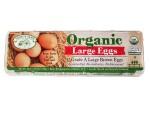 Organic Eggs 681 G