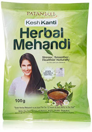 Patanjali Herbal Mehandi 100 Gm