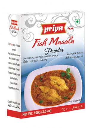 Priya Fish Masala 100 Gm