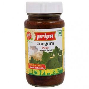 Priya Gongura With Garlic 300 Gm