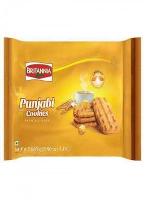 Punjabi Desi Atta Biscuits 2.5 Lbs