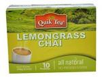 Quick Tea Lemongrass Chai 240 Gm