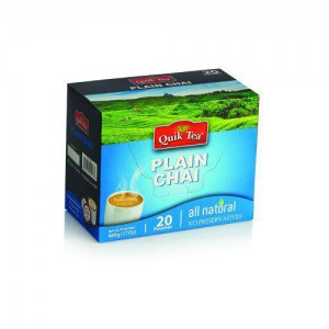Quick Tea Plain Chai 480 Gm