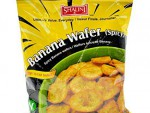 Shalini Banana Wafer Spicy 160 Gm