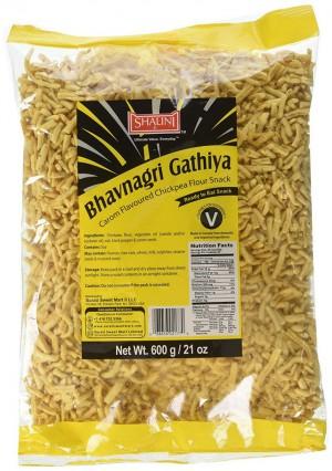 Shalini Gujarati Mix Gathiya 600 Gm