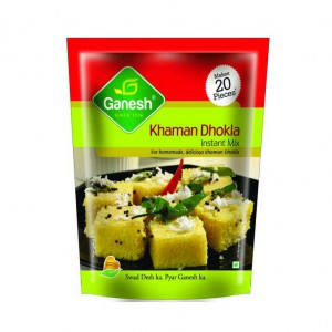 Shree Ganesh Dhokla Mix 400Gm