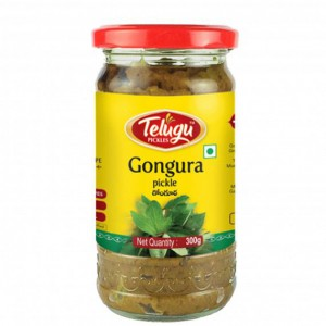 Telugu Gonura Pickle