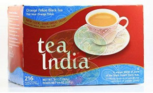 Tea India Orange Pekoe Black Tea 1 Lb