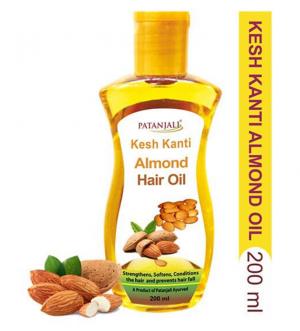 Patanjali Almond Hair Oil 200 Ml