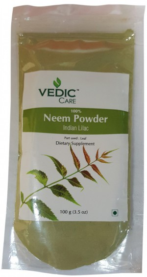 Vedic Neem Powder 100 Gm