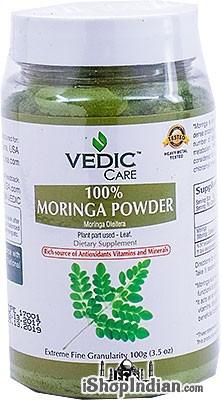 Vedic Moringa Powder 100G
