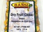 Bansi Dry Fruit Chikki 3.5 Oz