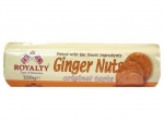 Royalty Ginger Nuts 300Gm