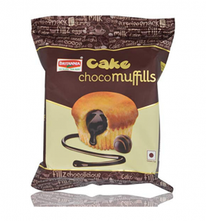 Britania Choco Cup Cake 6.85 Oz