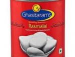 Ghasitarams Rasmalai 2.2 Lb