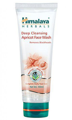 Himalays Apricot Face Wash 100Ml